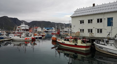 Det er fulle flytebrygger i Nordkappregionen havn. Dette ønsker man en endring på og at det blir etablert mer plass til fiskerne som vil etablere seg her.