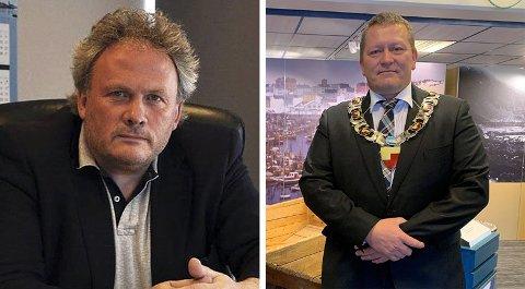 Havnesjef i Nordkappregionen havn, Leif Gustav P. Olsen er innkalt til Formannskapet av varaordfører i Nordkapp, Tor Mikkola.