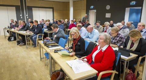 HISTORISK VEDTAK: I kveld avgjør kommunestyret framtidas skolestruktur i Sør-Odal.