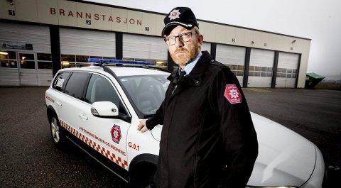 Brannsjef og daglig leder i Øvre Romerike brann og redning, John Arne Karlsen (56), har sagt opp.