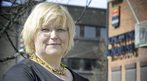 NY JOBB: Kjersti Vevstad var kommunalsjef for oppvekst i Kongsvinger kommune, nå blir hun sektorleder og kommunalsjef for Helse og livsmestring i Aurskog-Høland kommune.