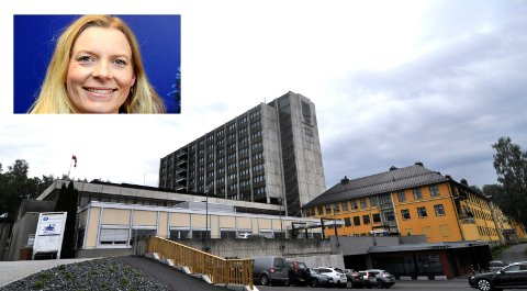 KOMMUNIKASJON: Ordfører Ingunn Trosholmen vil bruke penger på kommunikasjonsrådgivere i sykehuskampen.