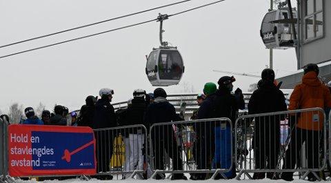 SMITTEVERN. Årets vinterferie i Hafjell må følge korona-reglene
