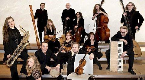 Til Hardanger: Lautten Compagney  har valt Hardanger Musikkfest som sin fyrste konsertstad i Norge. Fem konsertar, inklusiv ei utframføring stpr på programmet deira.