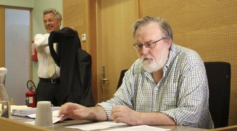ANKER: Forsvarer Erik Lea og Kjell Gunnar Larsen anker deler av dommen som i hovedsak var betinget.ARKIVFOTO: GAUTE-HÅKON BLEIVIK