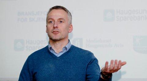SVÆRT SKUFFET: Ivar Jacobsen.