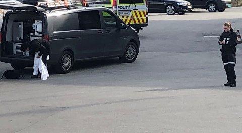 VINDAFJORD: Politiet er tilbakeholdne med opplysninger om hendelsesforløpet til ulykken ved Knapphus, der en tre år gammel gutt døde torsdag.