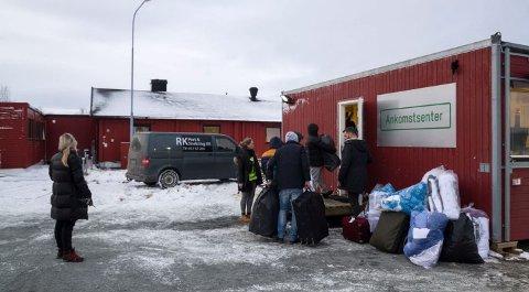 PENGEKRANGEL: Sør-Varanger kommune ber UDI refundere 2,8 millioner kroner for utgifter i Vestleiren. Pengene ble hovedsakelig brukt på helsetjenester. UDI tilbyr 500.000 kroner, ifølge NRK. Fjellhallen-kravet kommer i tillegg.