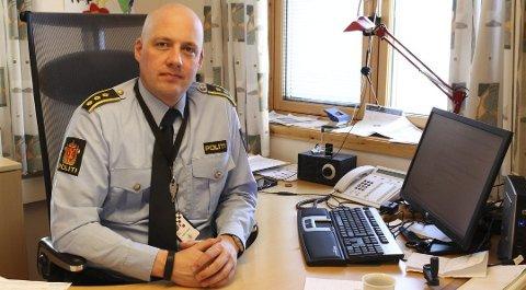 Regionlensmann Robin Johnsen