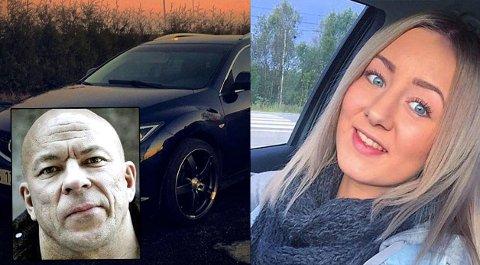 KOM TIL RETTE: Bilen til Eli Pedersen ble stjålet. Senere fikk hun et tips om hvor bilen sto.