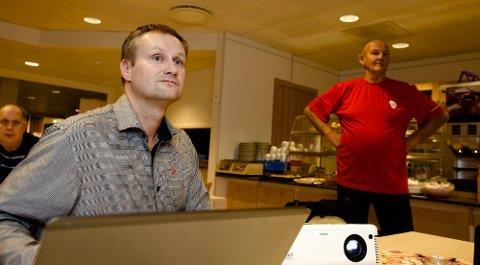 VURDERER ALLE MULIGHETER: Øyvind Evanger (Ap), ordfører i Nordreisa, sier eierne av Ymber nå er i tett dialog om hvordan de skal håndtere den nye situasjonen rundt TK-oppkjøpet.