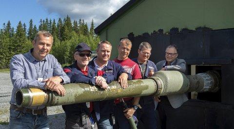 KRITISK: Nammo utvikler blant annet avansert kanonammunisjon til det nye kampflyet F-35, motorkomponenter til Kongsbergruppens kryssermissil NSM og 120mm ammunisjon til bruk på blant annet stridsvognen Leopard 2.