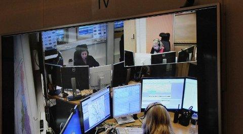 NØDANROP:  Utfordringen med feiloppringninger til AMK er i hovedsak at de legger beslag på operatørenes beredskap for reelle nødtelefoner, mener Sykehuset Innlandet.
