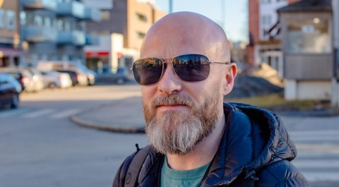 POSITIV: Bjørn-Erik Pedersen er en av mange som er klar for å vaksineres.