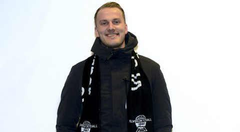 KLAR FOR Å BIDRA: Peder Rustad blir sportslig koordinator i Elverum Fotball.Foto: Anita Høiby Gotehus