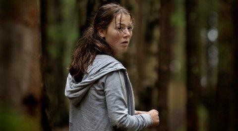 STOR INTERESSE: Det har vært stor interesse for «Utøya 22. juli», der Andrea Berntzen spiller hovedrollen. (Foto: Agnete Brun/Nordisk Film Distribusjon)