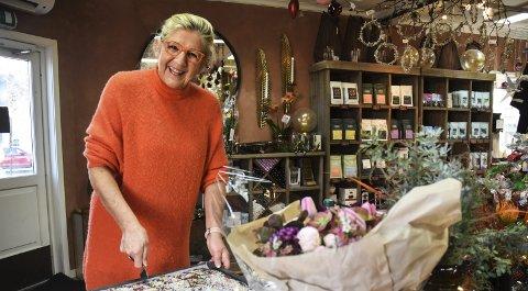 Ingvild Hjelseth har stått på sent og tidlig de siste ukene. Denne uka kunne hun ønske kundene velkommen inn i ny butikk på Teie.