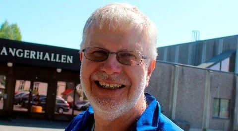 STORT TALENT: Kjell Ivar Øya husker Martin som et stort talent.