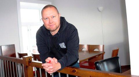 NYÅPNING: Andreas Kristiansen gjenåpner restaurant i det tidligere Barracurda, som han drev selv i 6 år fra 2004. Nå heter restaurantkonseptet Soi 5 og åpner foreløpig for bestilte selskaper og julebord. Fra 1. mai til 1. september neste år blir Soi 5 Langesund en sommerrestaurant ute og inne.