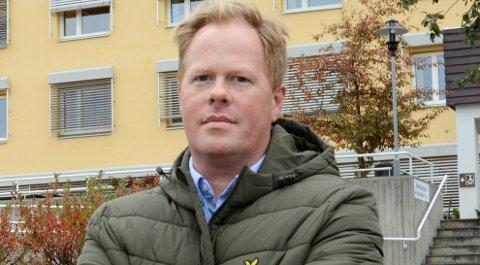 Oddvar Møllerløkken, leder av Lillehammer Høyre.