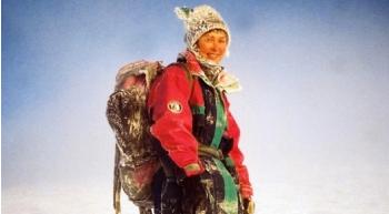 Ny bok: Brumunddøl Aud Jovall gir denne uka ut en ny bok om fjell og fjellsport.