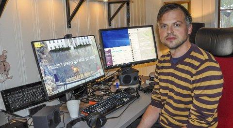 Kristian von Streng Hæhre jobber som multimedieprodusent, og har laget flere populære Youtube-videoer.