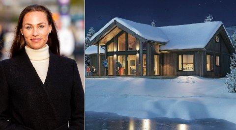 KAN BLI DYRT: – Det er viktig å vite om alle kostnadene som kommer rundt det å kjøpe selve hytta, påpeker forbrukerøkonom Cecilie Tvetenstrand i Danske Bank