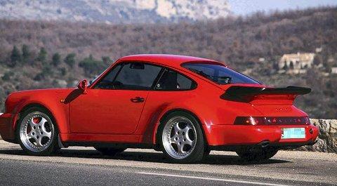 PRISEKSPLOSJON: Porsche 911 har hatt en ekstrem verdivekst de siste årene.