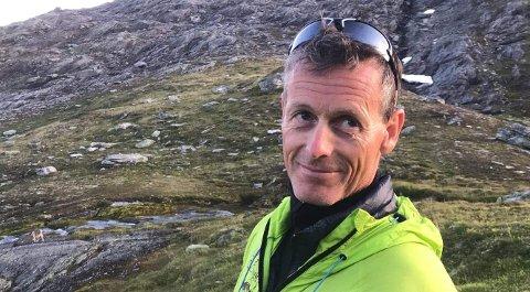 GRÜNDER: Jan Øyvind Bolstad i Skjolden har full jobb, men har no starta eige firma på sida med hyttesørvis.
