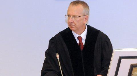 Dommer: Sorenskriver Håvard Skjeldås (bildet) var rettens administrator.