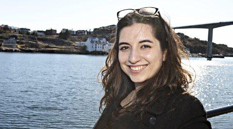 Saya Zahawi har med seg tre medstudenter når hun kommer til Kristiansund i juli.