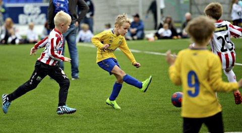 Dahle-gutten Iver André Aspen er en av tusenvis som har vært med i Dahle Cup. Årets arrangement er avlyst.