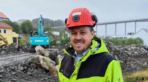 Jørn Terje Slatlem er daglig leder i nyetablerte Atlanterbygg Og Eiendom AS.