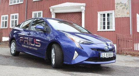 Bra kjøp: Smart teknologi til hyggelig pris gjør Prius til en av Toyotas mest attraktive modeller akkurat nå.Alle foto: Knut Jørgen Solheim Heum