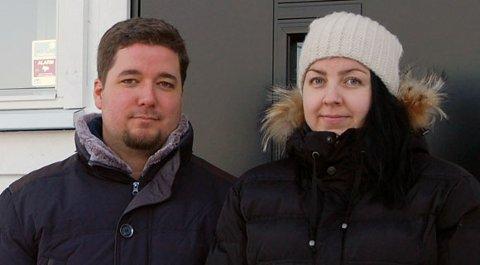 NIFST: Klokken 00.20 natt til søndag ylte brannvarsleren i kjelleren hjemme hos samboerparet Jarle Pedersen og Nina Gulvik Haug. Heldigvis gikk det bedre enn første fryktet.