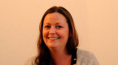 FELLESKAP:Lene Hagen, daglig leder i Nittedal Teater, er også prosjektleder for «UNG i arbeid». Målet med prosjektet er å skape et fellesskap for unge.