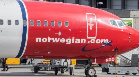 VI TRENGER NORWEGIAN: Sist gang de var på Torp kunne vi fly til Bergen for en 200 lapp. Kom tilbake og ta opp «kampen» med Widerøe. Både til Bergen og Trondheim og hvorfor ikke andre steder også.