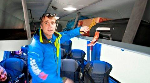 Gjermund Jamtveit har solgt Kongsberg skisenter til Parks AS. Nøklene ble overlevert torsdag formiddag. Han tok over skisenteret etter Oddvar Rønnestad i 2000.