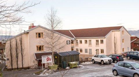 Det er nå innført besøksforbud ved Nesoddtunet sykehjem på Nesodden.