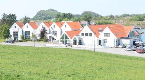 Vertskap: Fylkesmannen i Rogaland har lagt en større nettverkssamling for diskusjon av samfunnssikkerhet og beredskap til Utstein Kloster Hotell våren 2020.
