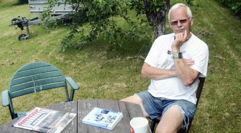 Lytter til velgerne:  – Jeg gikk til valg på at Øvre Eiker fortsatt skal bestå som en egen kommune. Det står jeg for, og vil stemme imot at Øvre Eiker skal bli innlemmet i «Stor-Drammen», sier Arne Øen i Øvre Eiker Høyre.