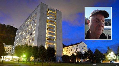 UBEHAGELIG: Knut Egil Hunnestad fikk sykejournalen til en annen mann. – Veldig ubehagelig, sier han.