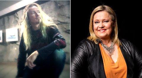 Stian Pian Thoresen har med ingen ringere enn Anita Hegerland på duetten «Angel Eyes». - En produksjon med mange referanser til Enebakk, forteller han.
