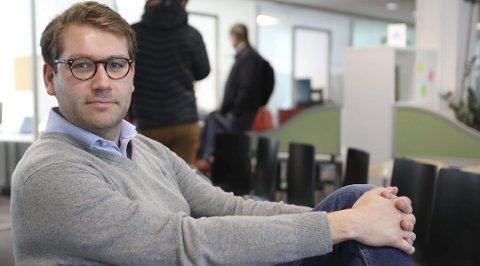 Jacob Nødseth og Venstre etterlyser framdrift i planane om å gjere redningsbasen permanent