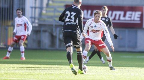 Målfattig: FFKs treningskamper har vært målfattige så langt. Fredag er Kongsvinger motstander. foto: Kent Inge Olsen