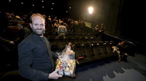Stor glede: Animasjonsfestivalen får 600.000 kroner i støtte fra Norsk Filminstitutt. Det gleder festivalleder Anders Narverud Moen.