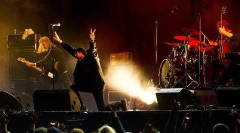 Bydelsvarme: Raga Rockers er kjente i Gamlebyen, ikke minst takket være opptredener på Månefestivalen, sist i 2015.
