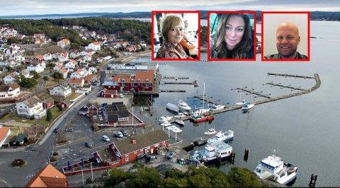 Therese Steen Johansen, Tone Gunnersen og Amund Bjørke  har fått jobbene som kommunalsjefer på Hvaler.