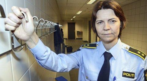 FOREBYGGING: Politioverbetjent Heidi Staxrud oppfordrer til tidlig forebygging av nettmobbing, gjerne allerede fra barnehagealder.