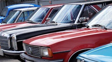 BILLIGERE IMPORT: Fra 1. juli slipper du å betale engangsavgift på biler som er eldre enn 20 år.